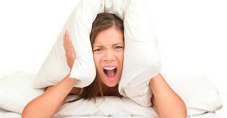 La contaminación acústica afecta a la calidad del sueño