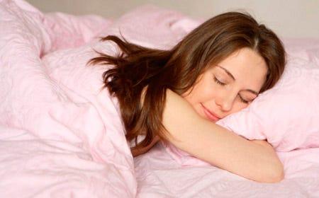 Una vida saludable ayuda a dormir