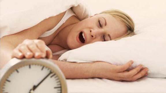 Dormir mal y aumento de peso