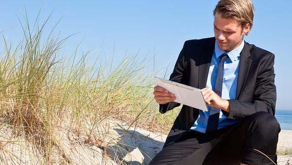 Descansar combate o síndrome do executivo