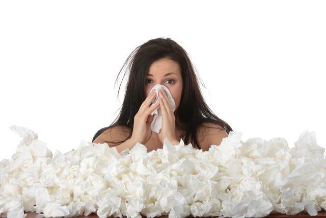 Combatir las alergias para dormir bien