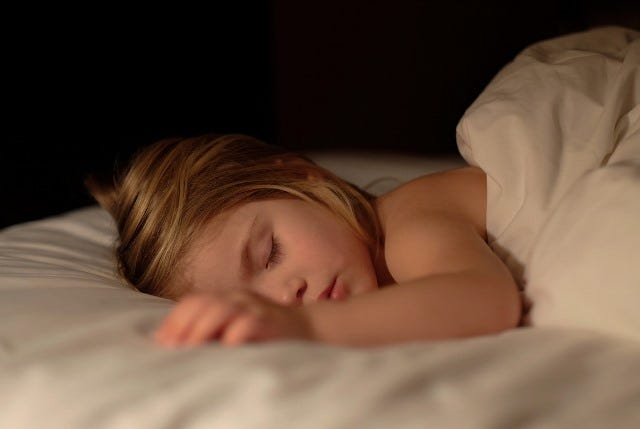 Horas de sueño para descansar bien