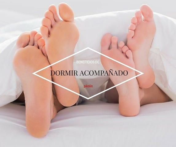 Ventajas de compartir la cama