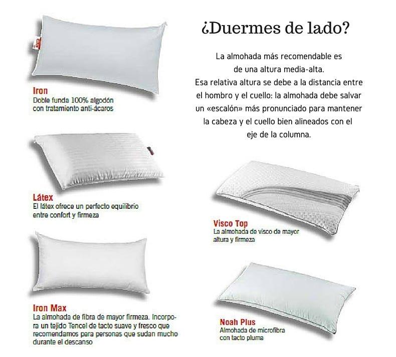 Tu almohada el mejor apoyo blog de salud y descanso pikolin for La mejor almohada del mercado