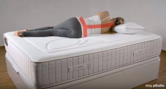 adaptación a un colchón