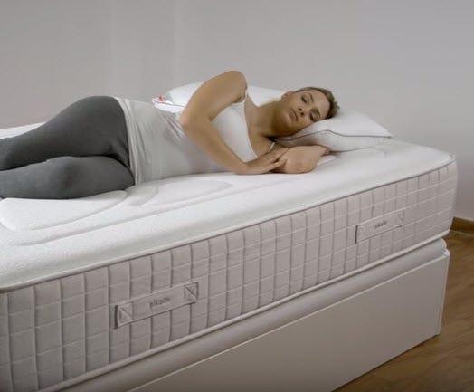 Así es un buen colchón