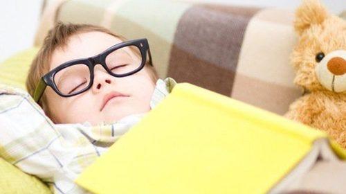 Dormir, chave para melhorar o rendimento escolar