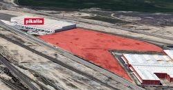 La ubicación de la nueva fábrica de Pikolin es en Plaza