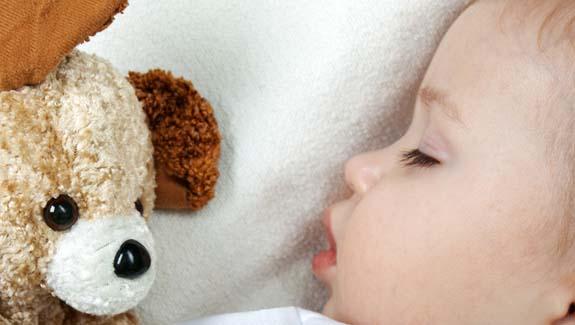 La siesta en los niños es buena
