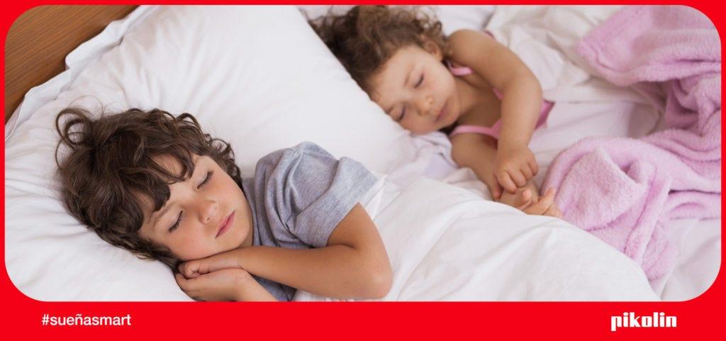 Horas de sueño para que los niños crezcan bien