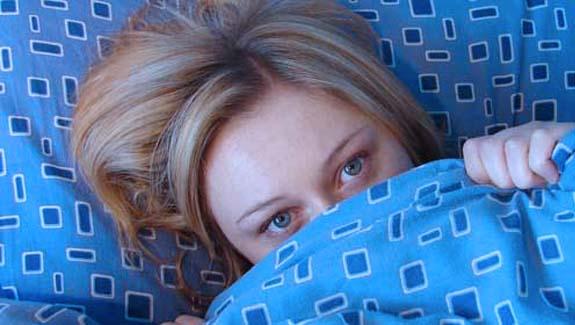 En lucha contra el insomnio