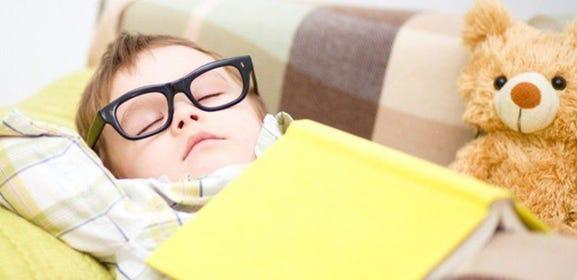 dormir niños colegio