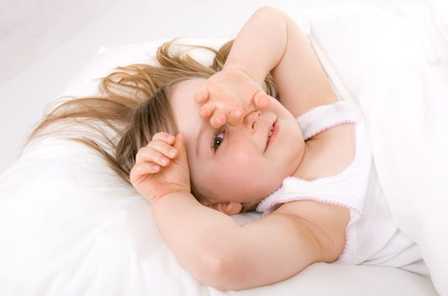 Descanso infantil