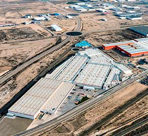 Pikolin estreia a maior fábrica de descanso na Europa