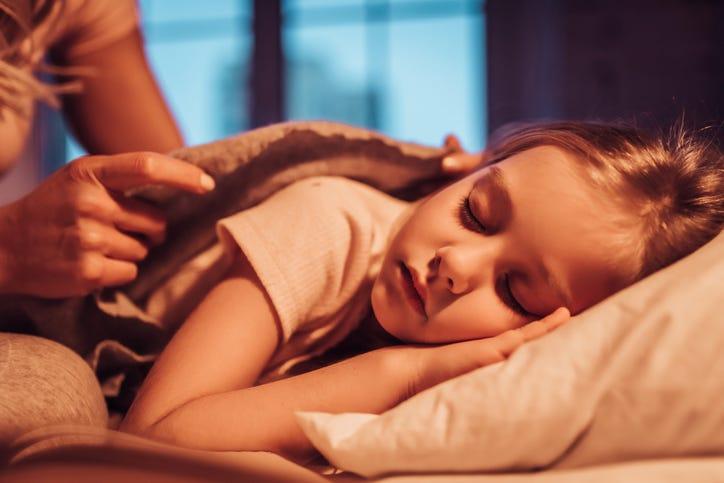 Sueño infantil y consejos