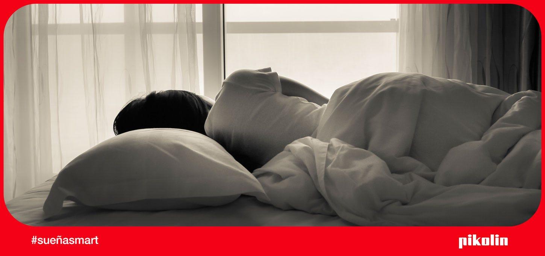 Los beneficios de una vida sana para dormir bien