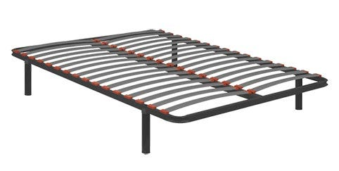 Fixed double bed base SG16