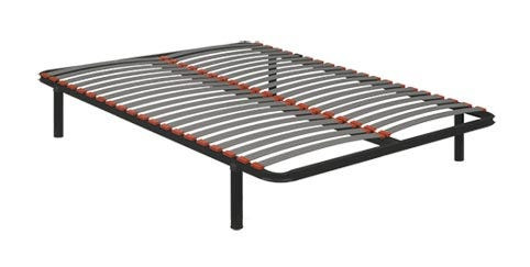 Fixed double bed frame SG20